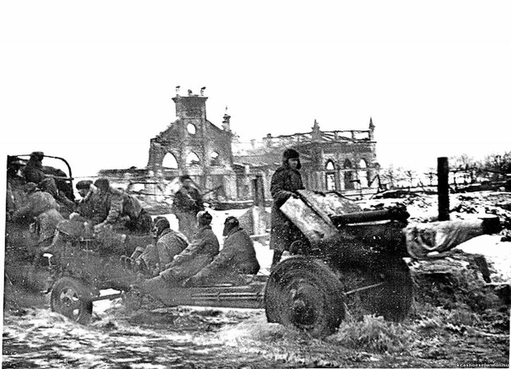Разрушенное Красное Село