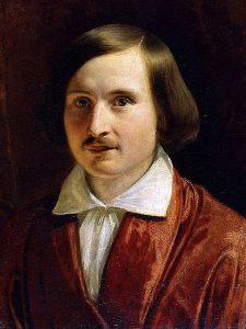 Гоголь, портрет
