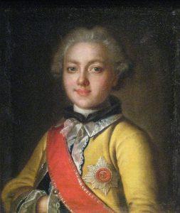 портрет Дашковой