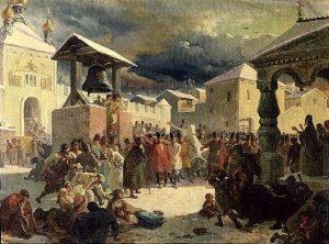 картина Рябушинского