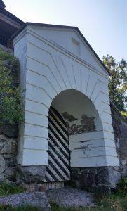 ворота Круглой башни