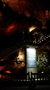 галерея пещеры Дамлаташ