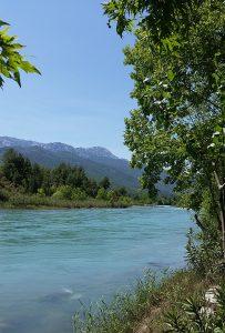 Река Кёпрючай