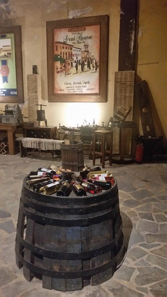 История винодельни