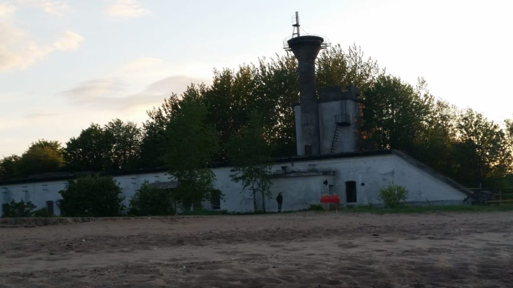 Радиолокационная башня