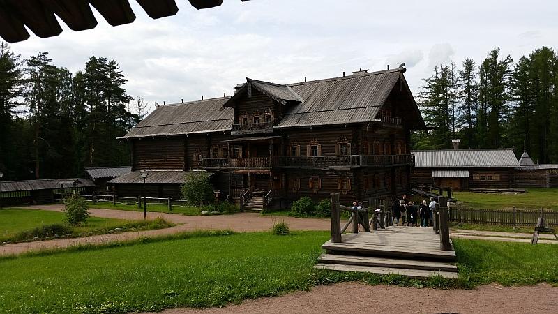 Жилой дом крестьянина Костина Костина Е.А., 19 век