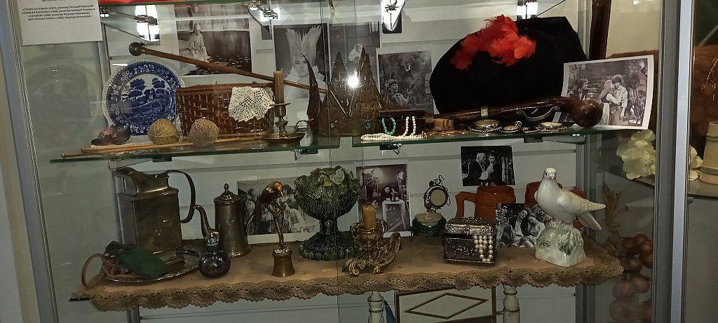 """Предметы из фильмов  """"Снежная королева"""" и """"Соловей"""""""