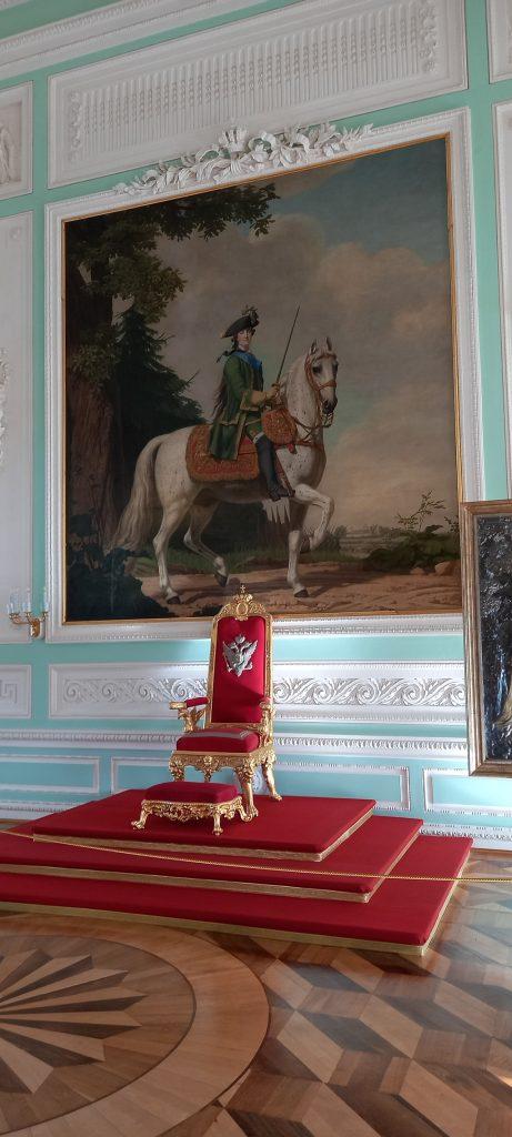 Конный портрет Екатерины II